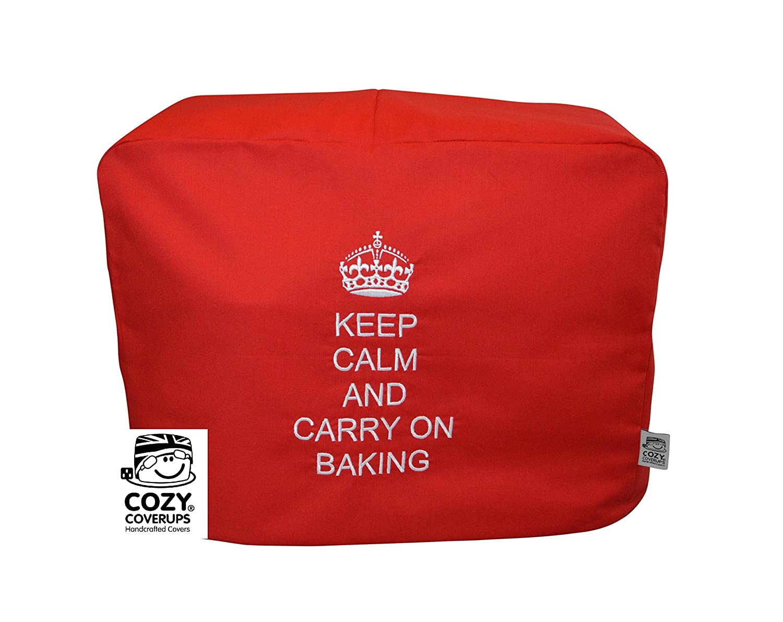 DE LA poussi/ère Coque Red Cozycoverup/® pour Kenwood Nourriture mixeur Cooking Chef