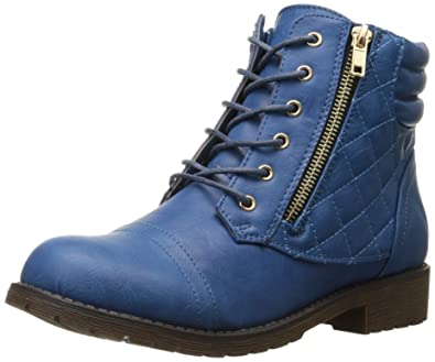 Amazon.com | DailyShoes Women's Women's Military Combat Boots ...