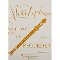 Method for the Recorder: Soprano and Tenor, Part 1