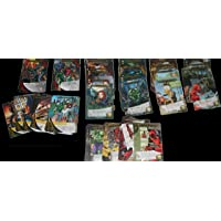 2015 Marvel Legendary 3D Trading Cards 95-Card Master DBG Play Set
