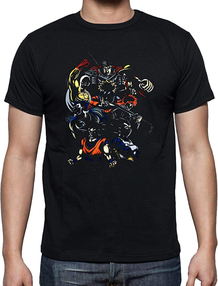 Camiseta de NIÑOS Dragon Ball Goku Vegeta One Punch One Piece Naruto 3-4 Años: Amazon.es: Ropa y accesorios