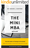 The MINI MBA Bootcamp: What Every Business Manager or Startup Must Know To Succeed