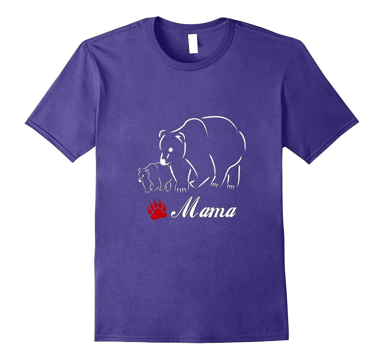 Mothers Day Gift Mama T-Shirt-Vaci