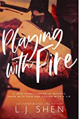 Playing with Fire: A Bad Boy College Romance (English Edition) eBook Kindle