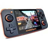 MJKJ Handheld Game Console ,RG350 Retro Game Console OpenDingux Tony System , Free with 32G TF Card Built-in 2500…