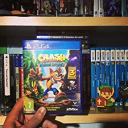 Crash Bandicoot N.Sane Trilogy (precio: 53,85€)