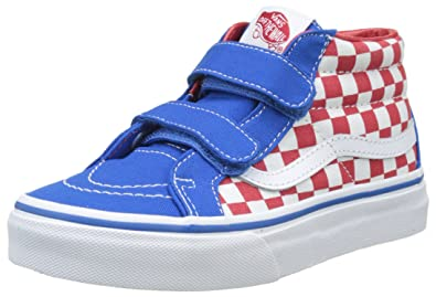 Vans Boys  UY SK8-Mid Reissue V Hi-Top Sneakers 1354830dd