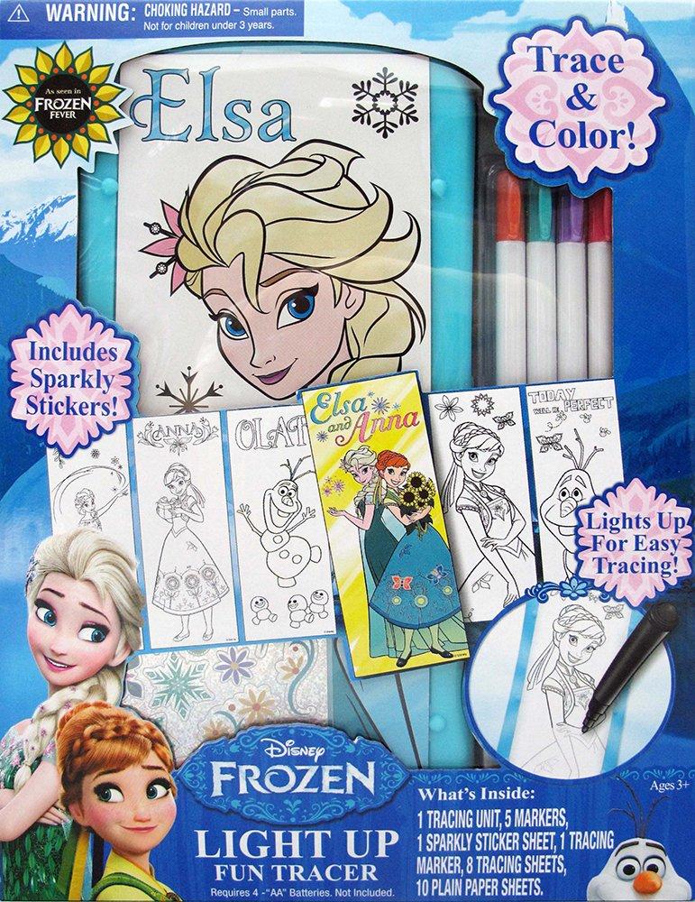 Disney Frozen Light Up Fun Fashion Tracer
