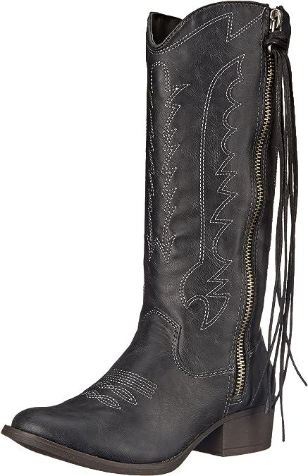 Madden Girl Women's Durant Western Boot