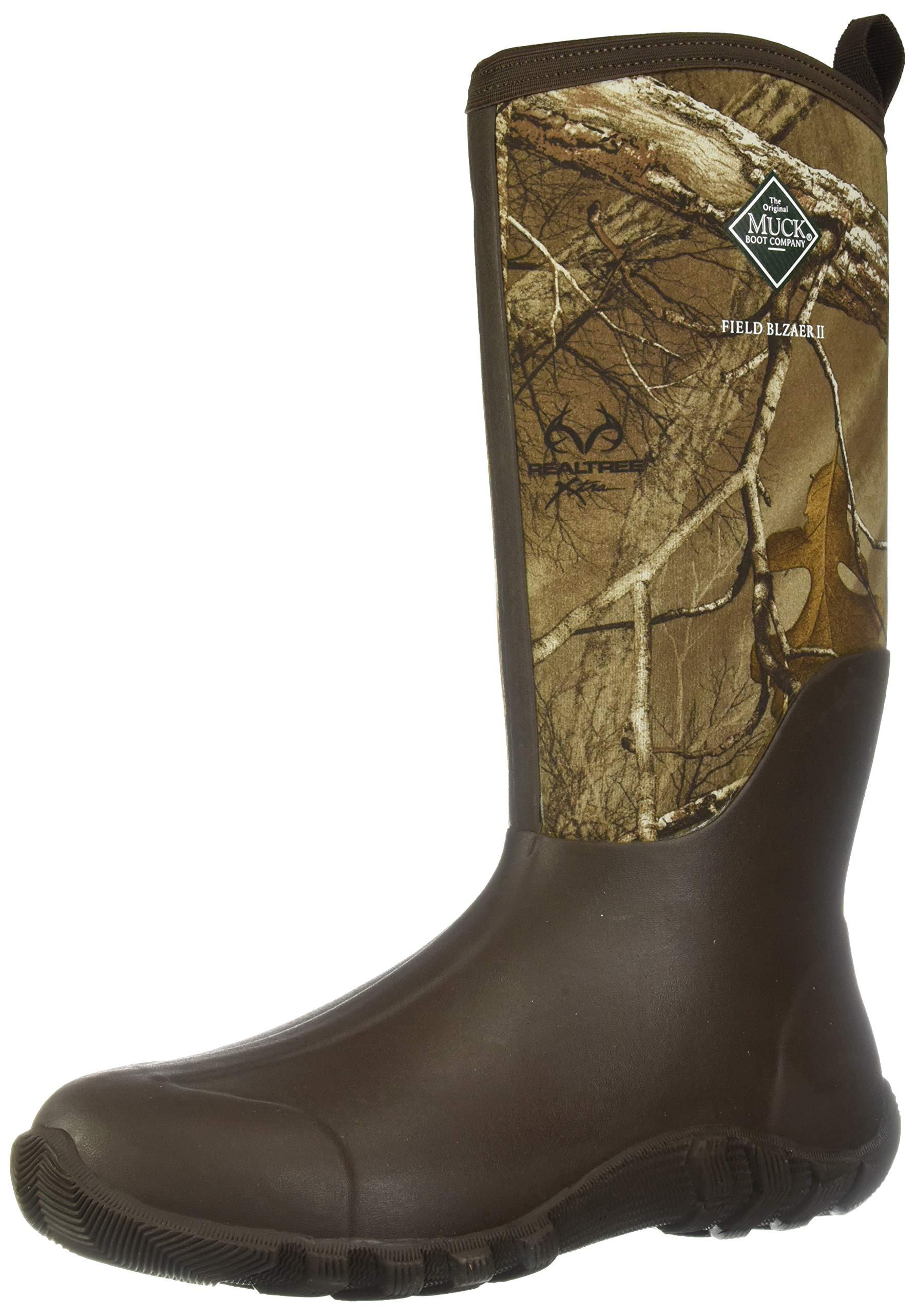 Muck Boot Men's Feildblazer II Knee High Boot, Realtree Extra, 12 Regular US by Muck Boot