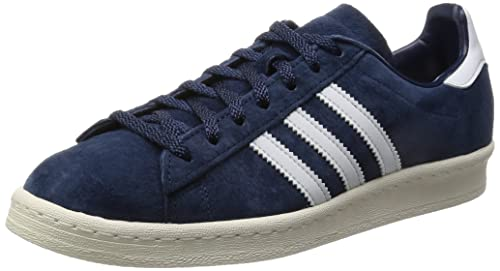 brand new 070c5 441f1 adidas Men s Campus 80S Japan Pack VNTG Trainers Black Multicolour Size  ...