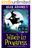 Witch in Progress (A Blair Wilkes Mystery Book 1)