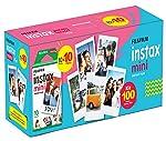 Filme Instax Mini com 100 Fotos, Fujifilm