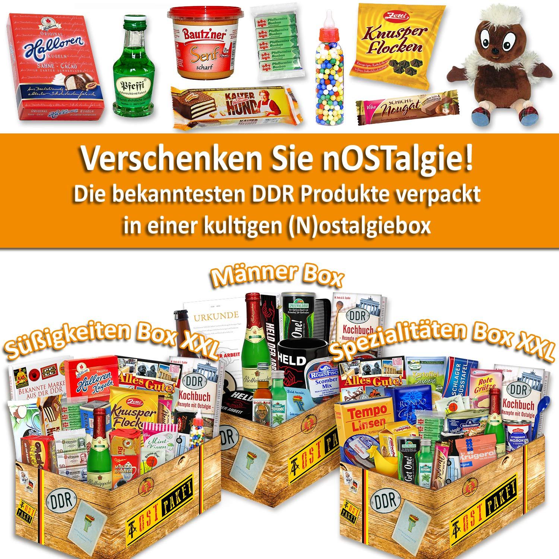 Ostalgie DDR Traditionsprodukte Ostprodukte-Versand.de Dederon Sch/ürze Kittel