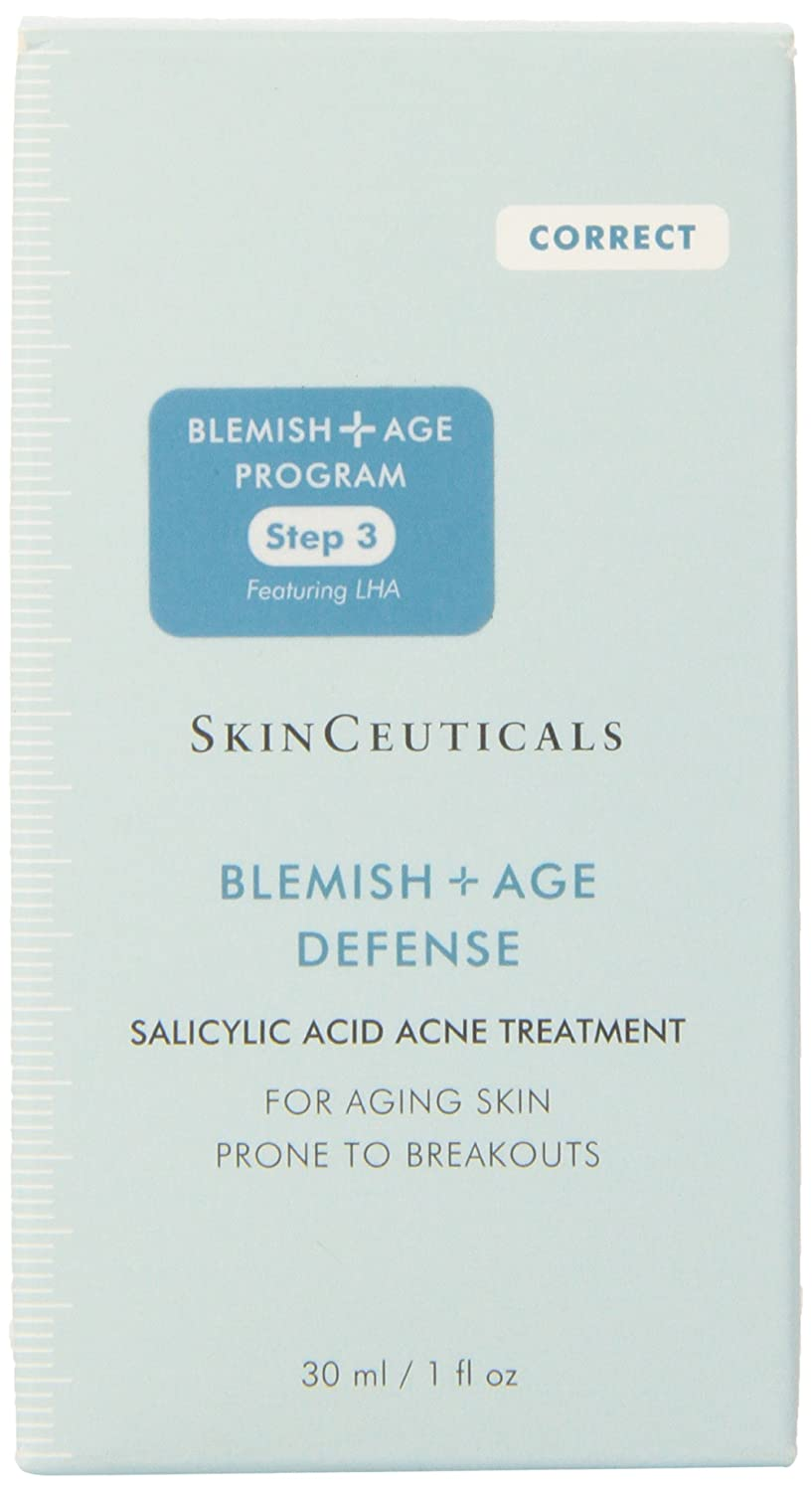 Skinceuticals Blemish plus Age Defense Acne Treatment, 1 Fluid Ounce S0422701