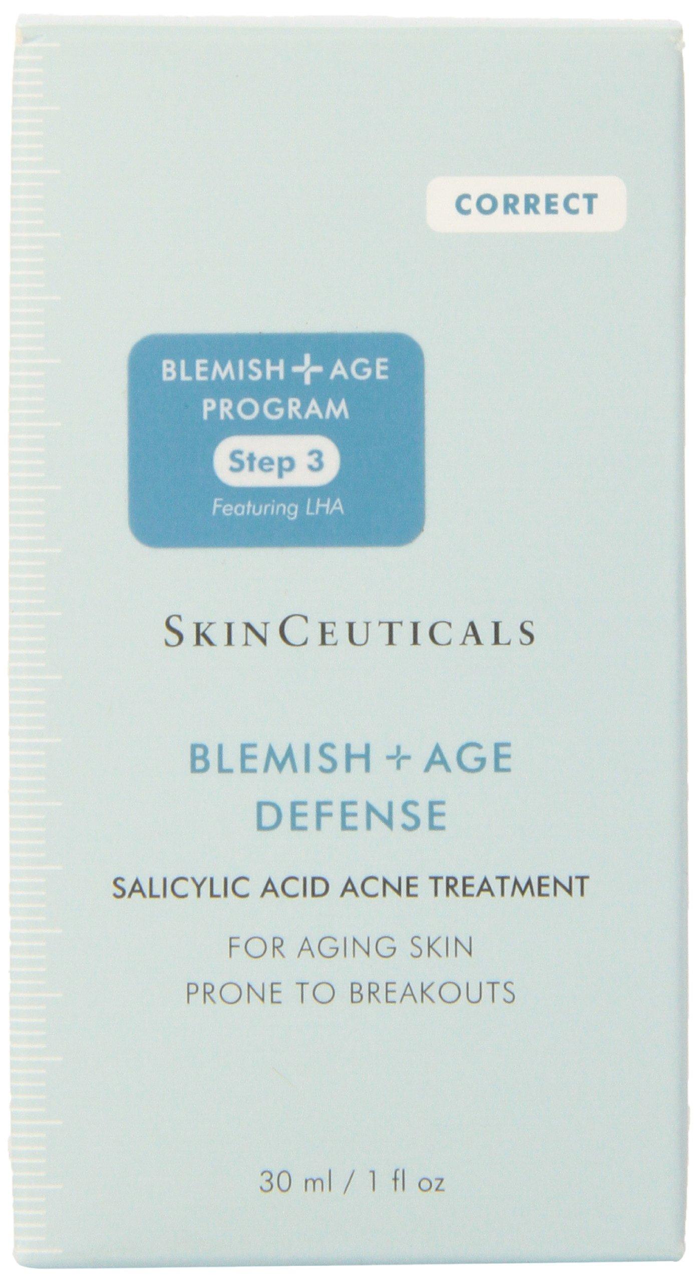 Skinceuticals Blemish plus Age Defense Acne Treatment, 1 Fluid Ounce