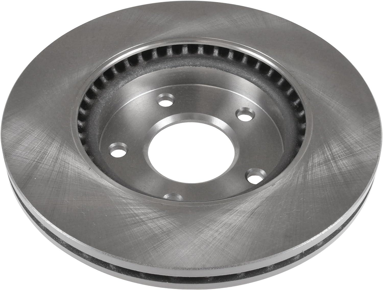 2 Brake Disc No of Holes 5 front internally ventilated Blue Print ADN143152 Brake Disc Set