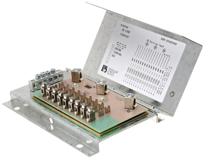 Parallax Power Supply FB9 Fuse Block