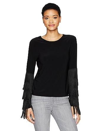 Visit New Sale Online Buy Cheap Great Deals long-sleeve T-shirt - Black Norma Kamali ymtk7