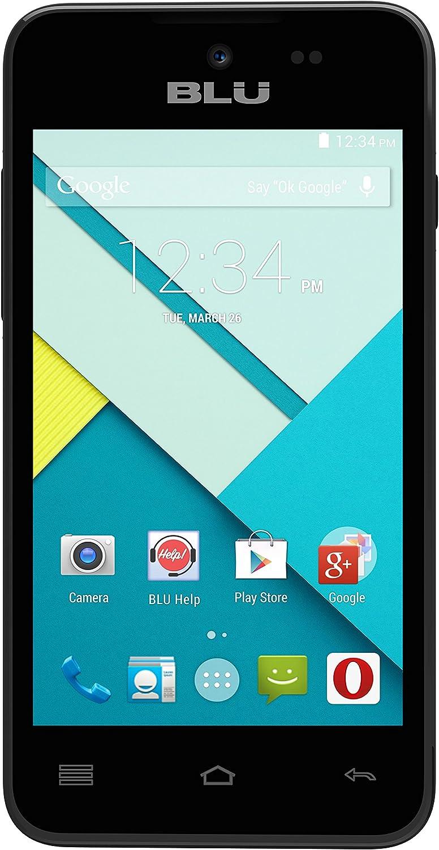 BLU Advance 4.0L Unlocked Smartphone -US GSM - Black