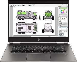 HP Zbook Studio X360 G5 Mobile Workstation