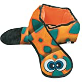 Outward Hound Invincibles Snake Stuffingless Plush Dog Toy