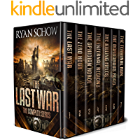 The Complete Last War Series (Books 1 - 7): A Post-Apocalyptic EMP Survival Thriller (English Edition)