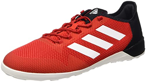 adidas Men's Ace Tango 17.2 in Futsal Shoes, Red (Red/FTWR White/