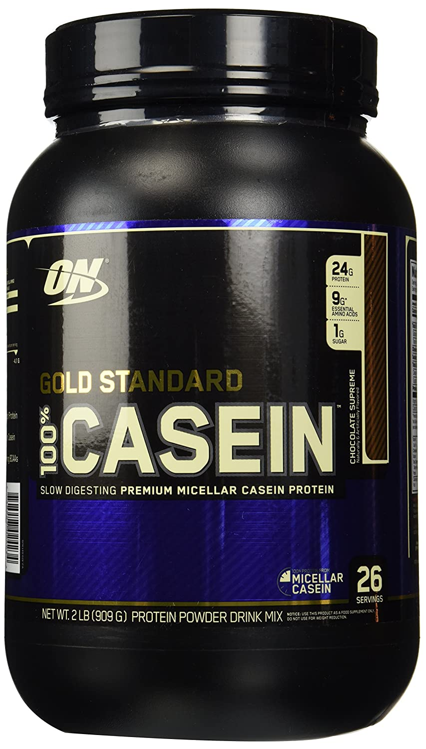 Gold Standard 100 Casein Chocolate 2 Pounds