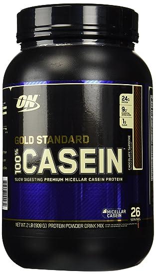 Optimum Nutrition Gold Standard 100 Casein Chocolate Supreme 2 Lb 909 G Co Uk Health Personal Care