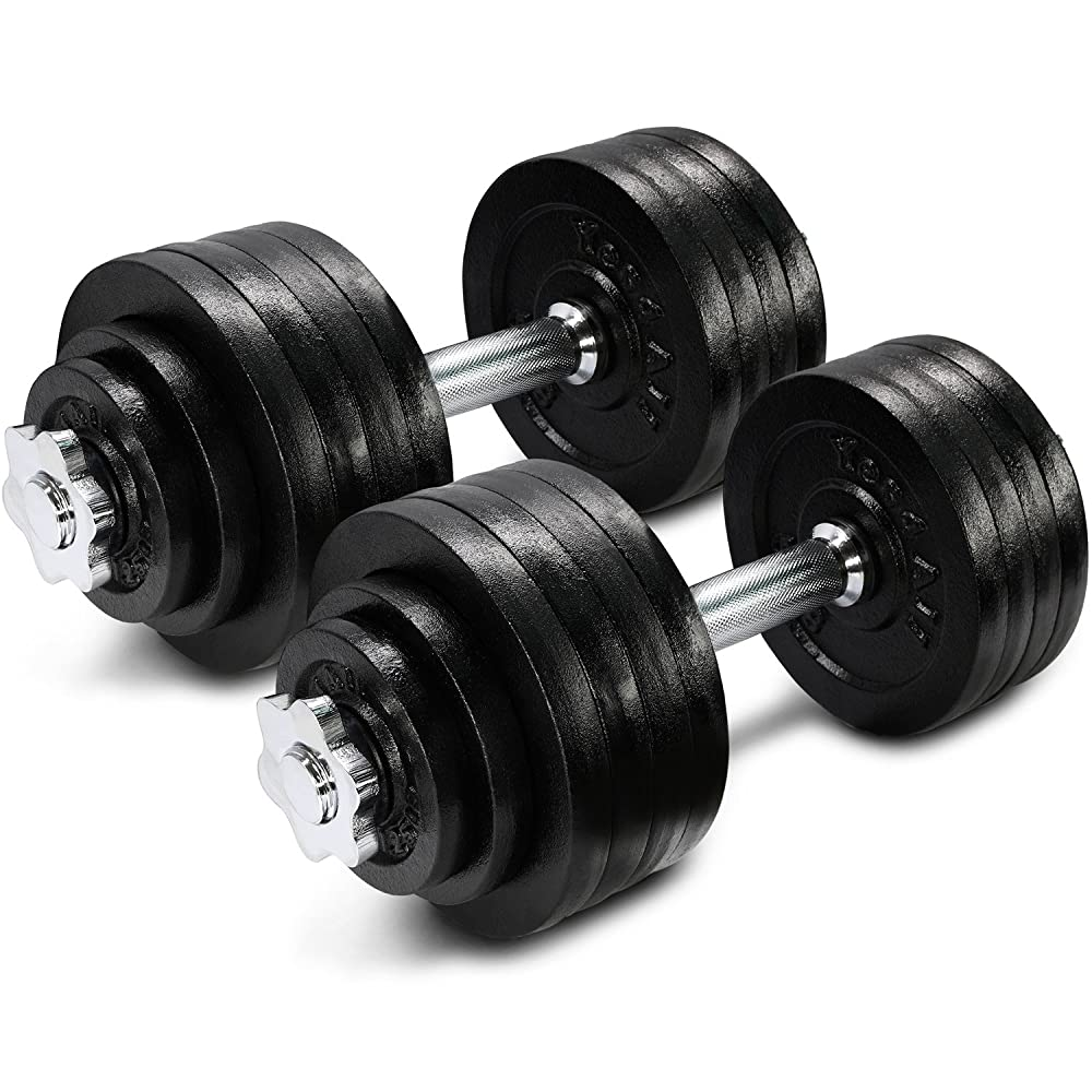 reviews of the best adjustable dumbbells for working out at home