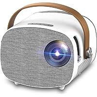 lejiada YG230 WUXGA 1800-Lumens LCD Portable Projector (White)