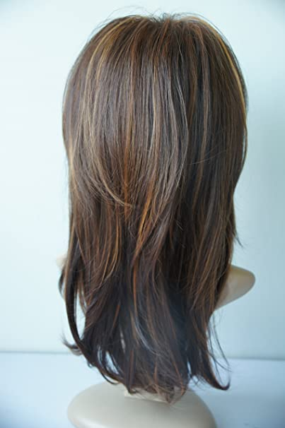Amazon Wigbuy Long Layered Shoulder Length Synthetic Hair