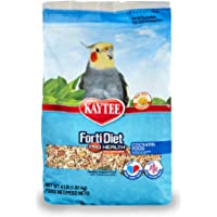 Kaytee Forti Diet Health Cockatiel Safflower