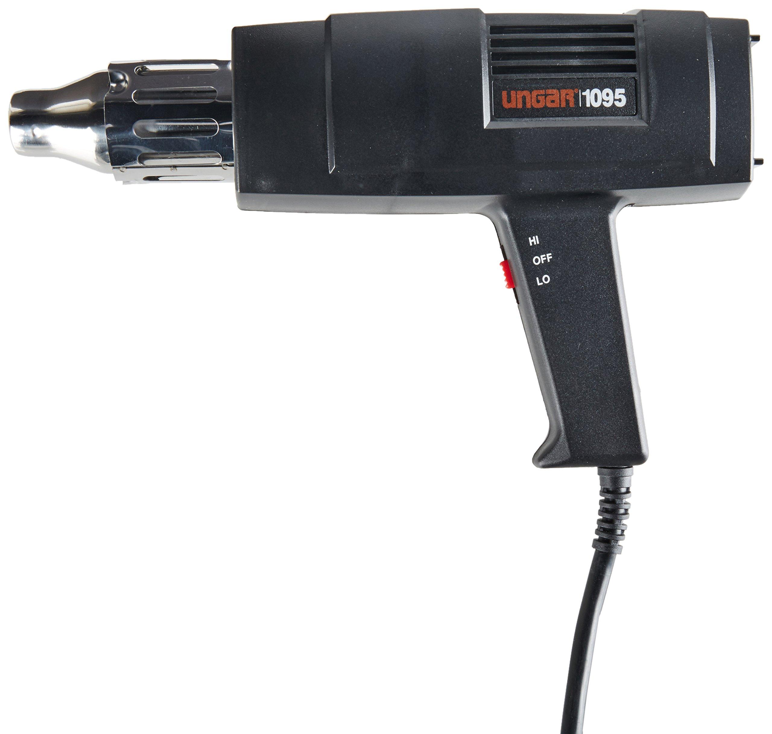 Weller (formerly Ungar) 1095 1000-Watt Dual Temperature Heat Gun