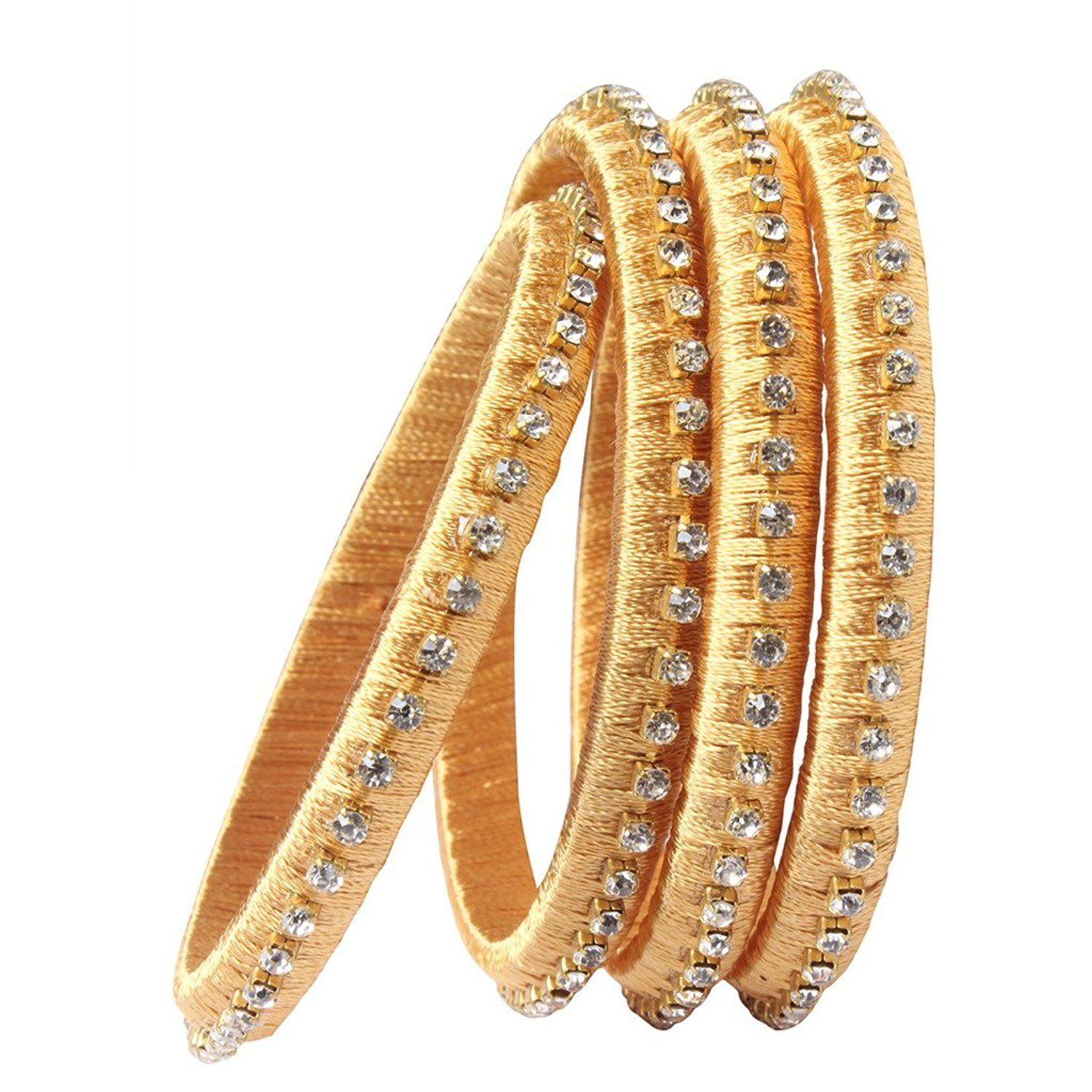 tone diamond milled design b rhodium two collections bangle minar jewellers designed gold and clasp bangles a lobster with