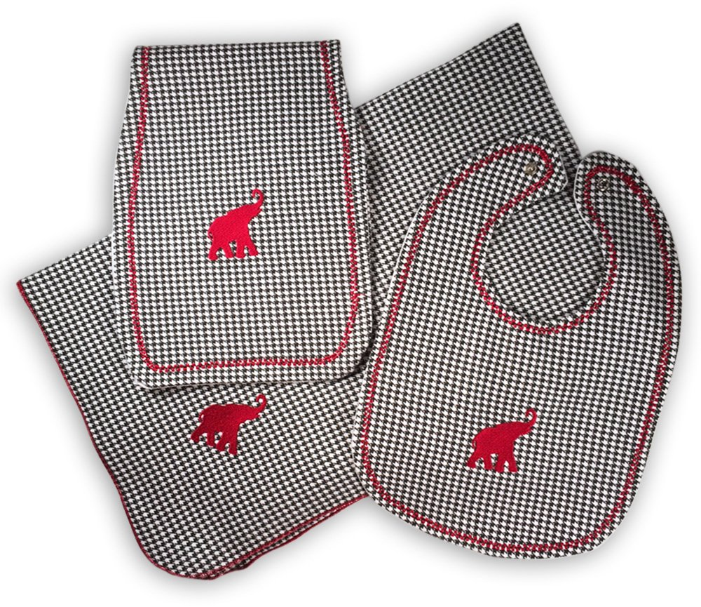 Gift For Baby Alabama Crimson Tide Nursery Bundle