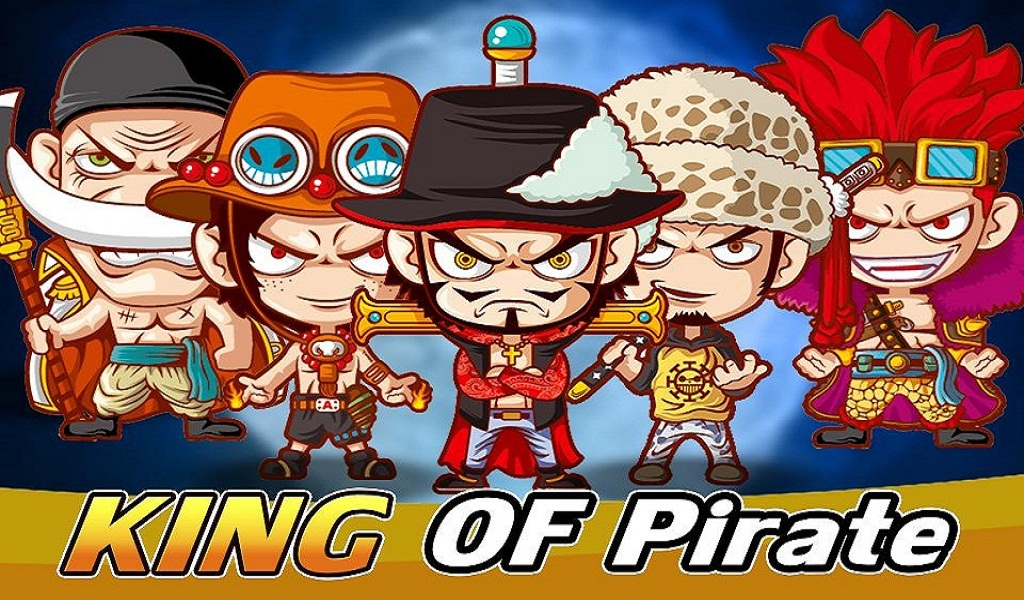 Amazon Com One Piece King Of Pirate Appstore For Android