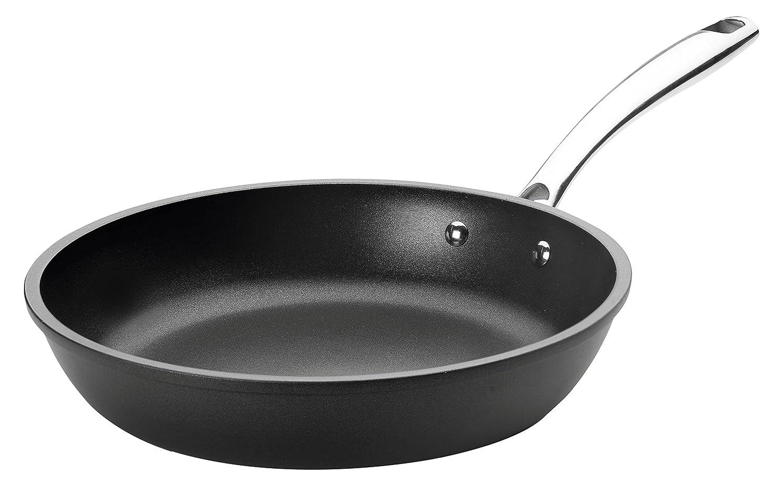 Lacor - 24722 - Sartén Voga de Aluminio Forjado de 22cm - Negro: Amazon.es: Hogar