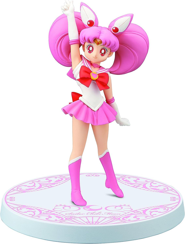 31636U BANPRESTO Sailor Moon Statue Gift Idea Multicoloured Character