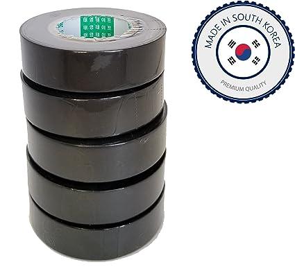 81KB3AfdorL._SX425_ taeyoung gm ford part pvc tape \u003c5 rolls of 3 4 x 82ft roll\u003e (19mm x 25m,wire harness adhesive,pvc,black)