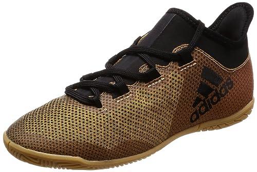 Adidas X Tango 17.3 in J Scarpe da Calcio UnisexBambini UnisexBambini Calcio Oro   eda186