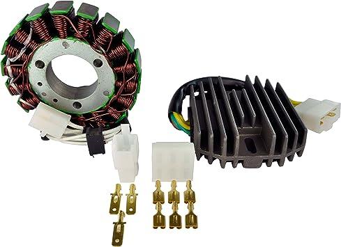 Stator /& Regulator Rectifier for Suzuki GSX-R750 GSXR750 2000 2001 2002 2003