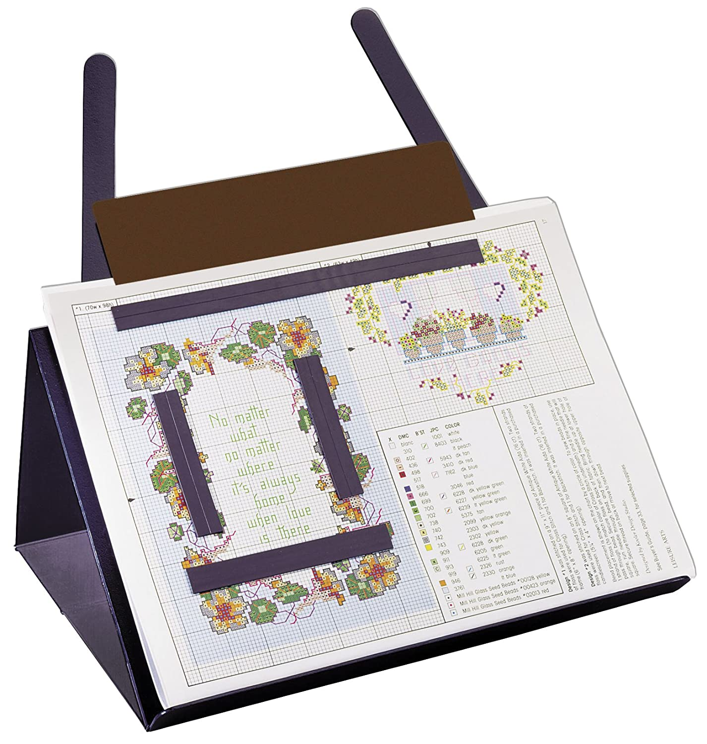 s a richards prop it magnetic needlework chart holder