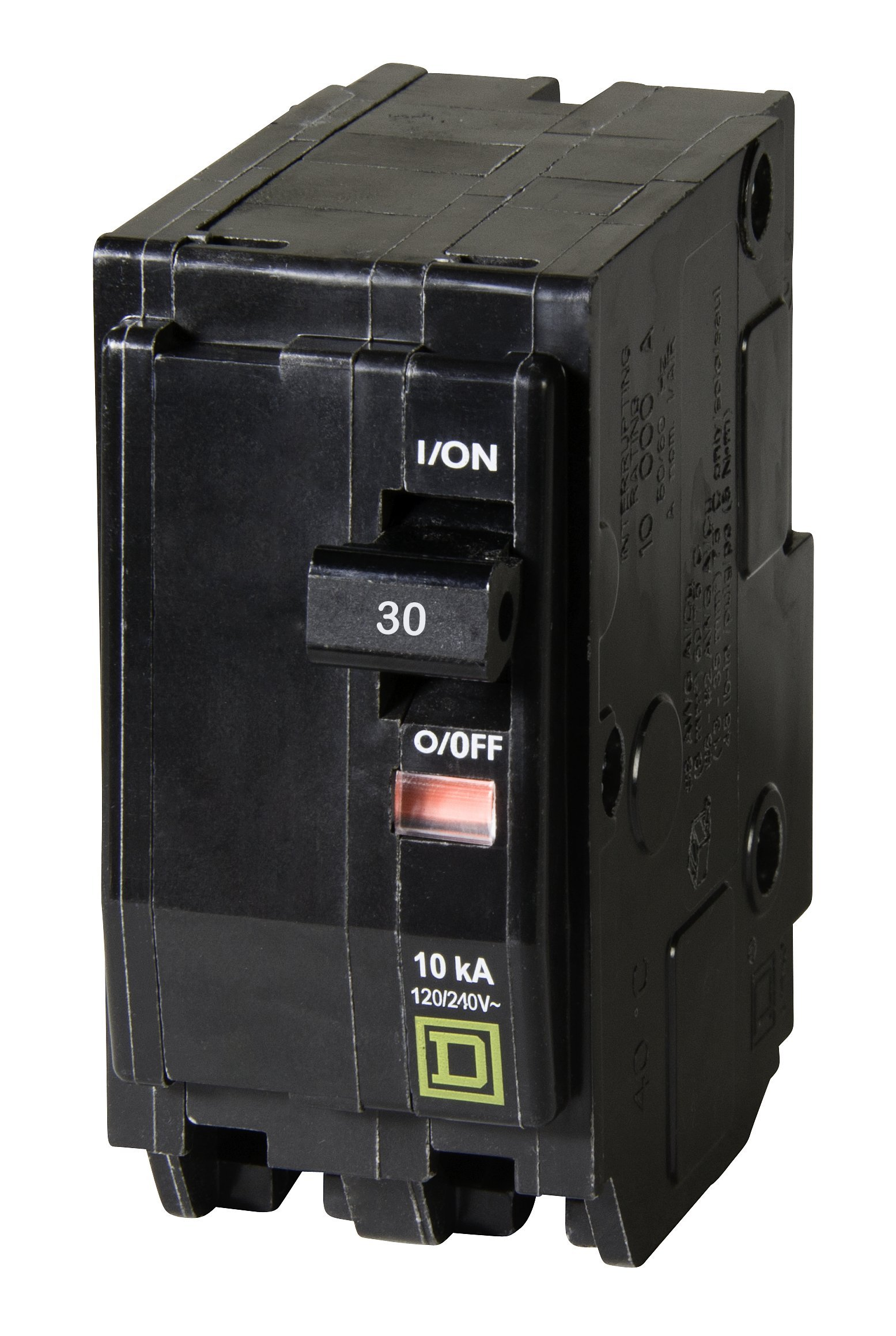 Square D by Schneider Electric QO230CP QO 30-Amp Two-Pole Circuit Breaker by Square D by Schneider Electric (Image #2)