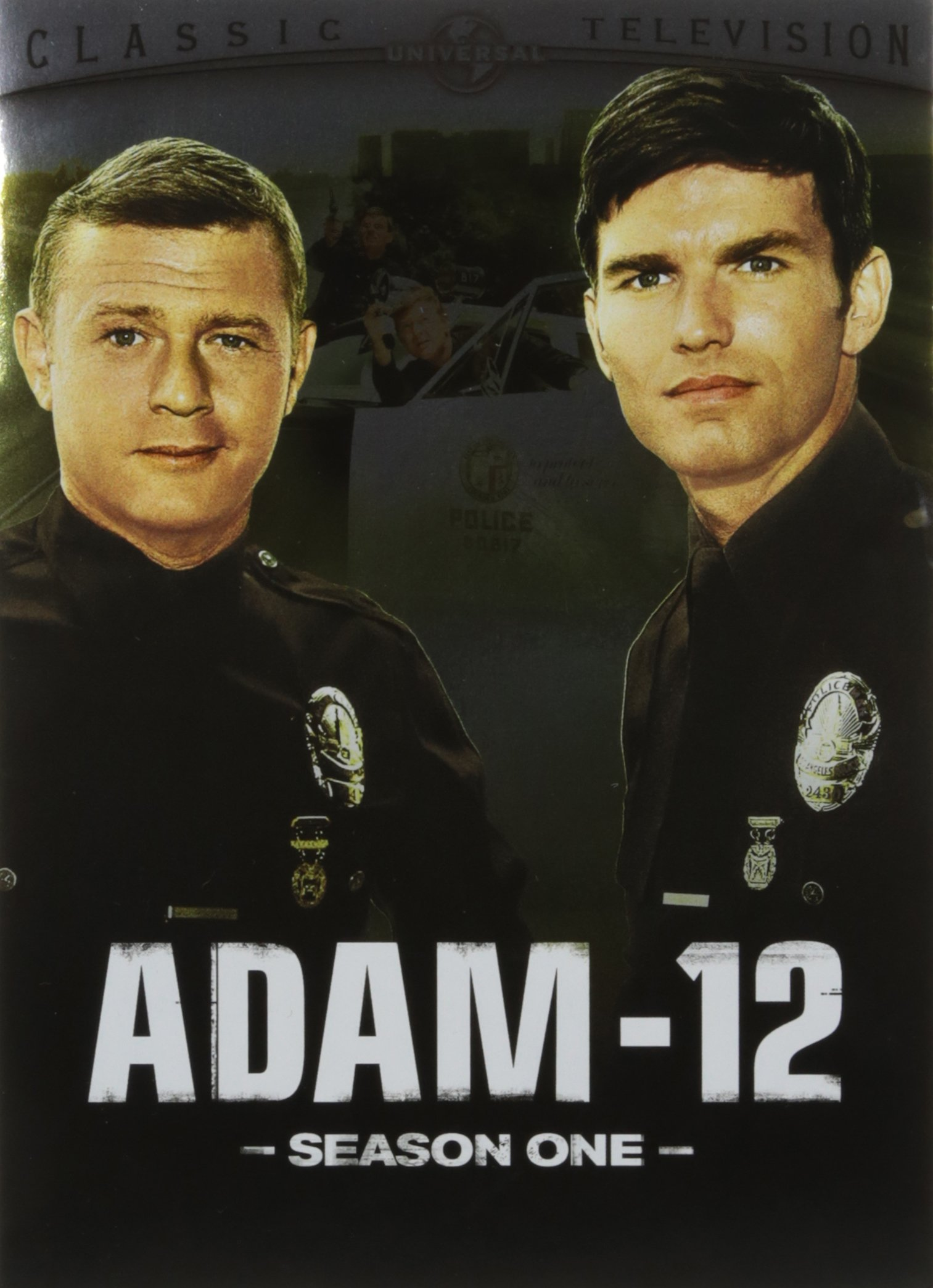 Adam-12 - Season One by Universal Studios Home Entertainment