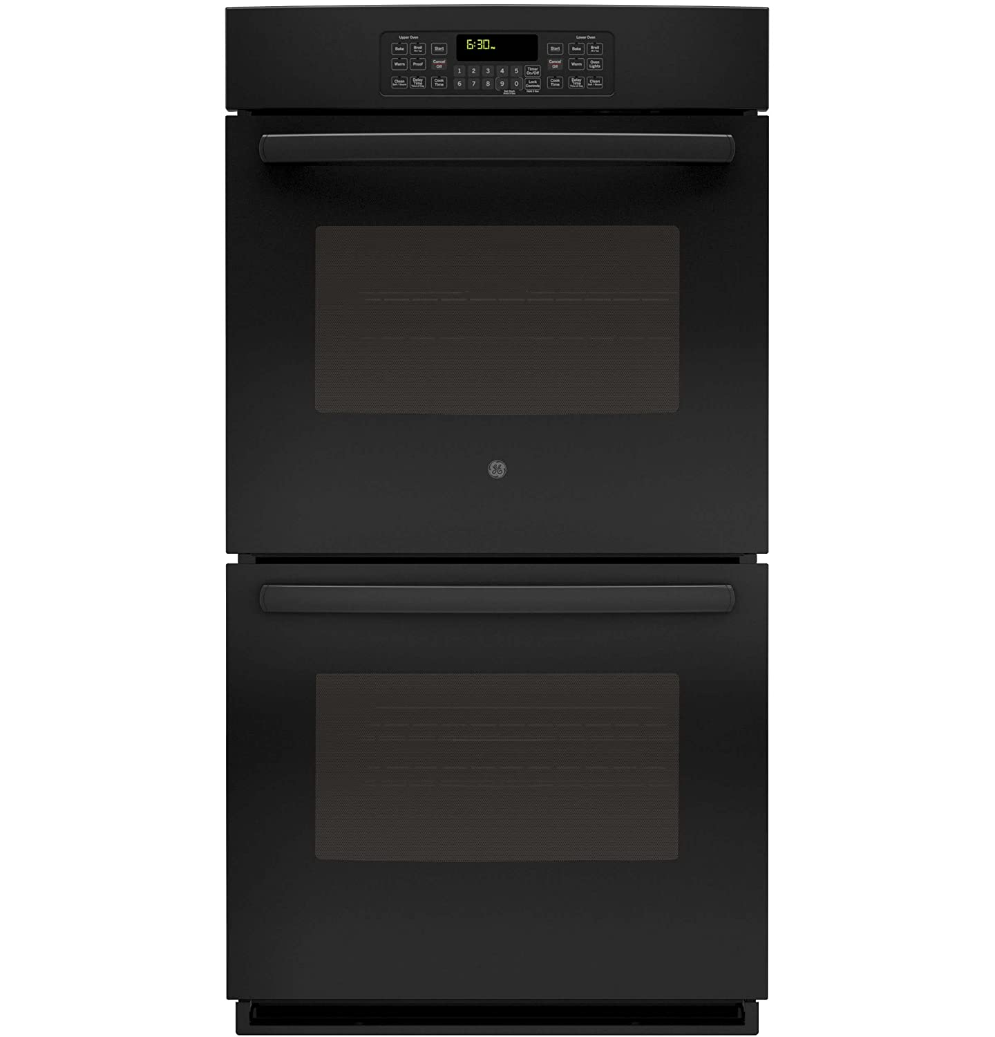 "GE JK3500DFBB 27"" Black Electric Double Wall Oven"