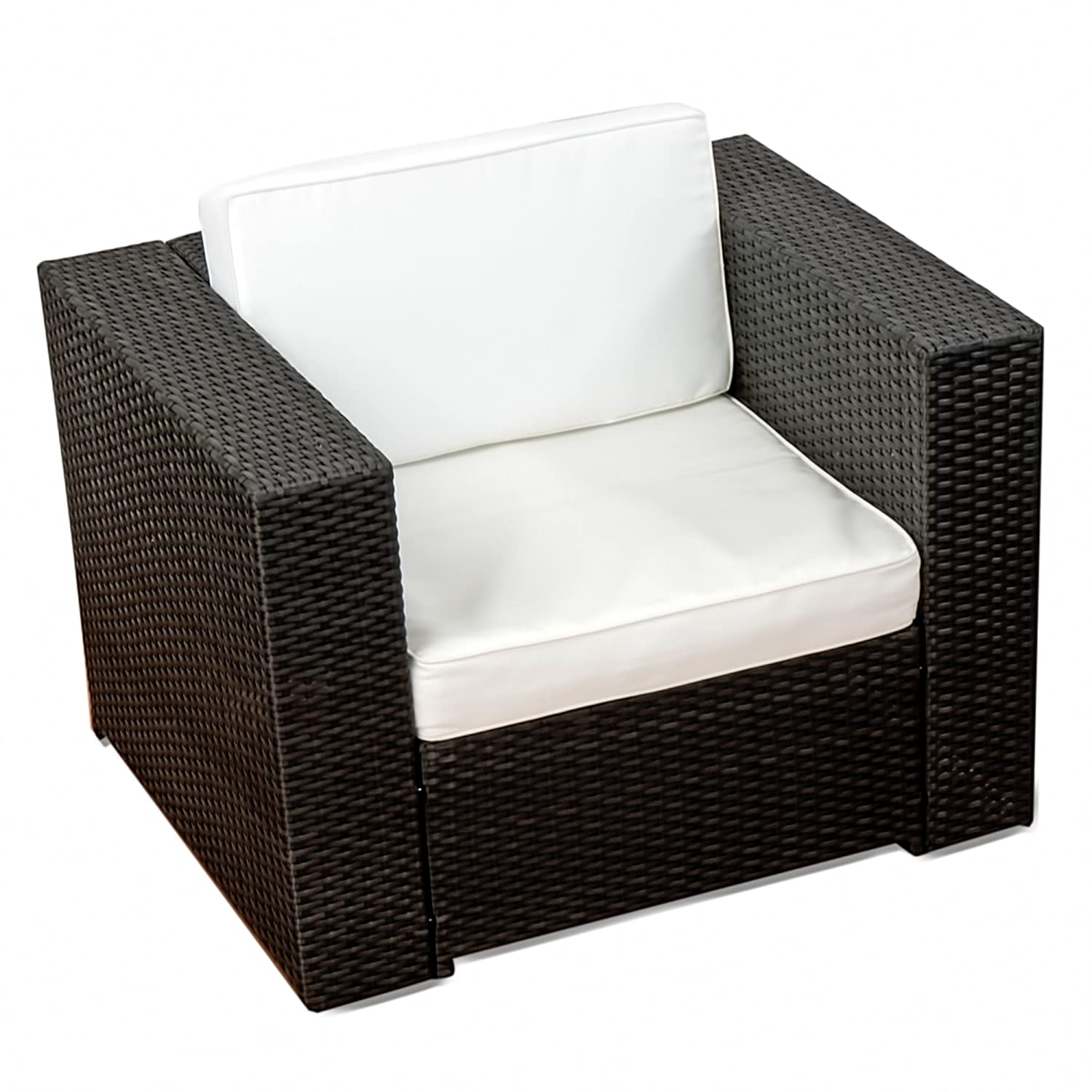Amazon.de: XINRO (1er) Premium Lounge Sessel - Lounge Sofa ...