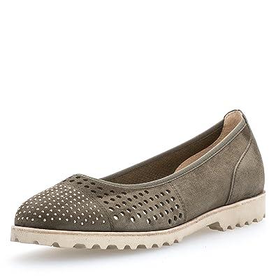35b768d1b4 Gabor Women's 83.101.15 Ballet Flats: Amazon.co.uk: Shoes & Bags