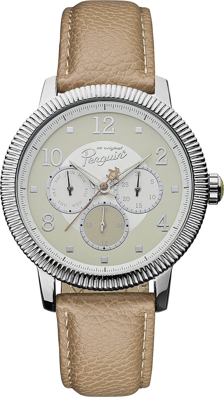 Original Penguin OP5008SL - Reloj analógico de Cuarzo para Hombre ...